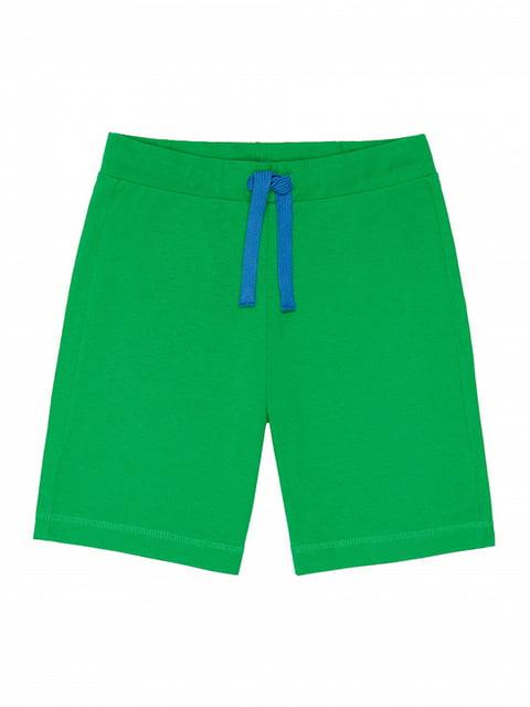 Шорты зеленые Benetton 4985416