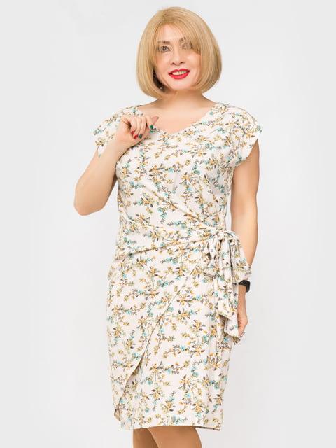 Платье в цветочный принт LibeAmore 5057283