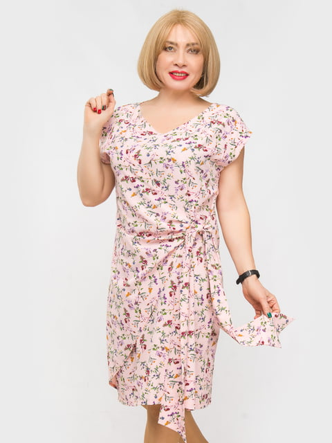 Платье в цветочный принт LibeAmore 5057286