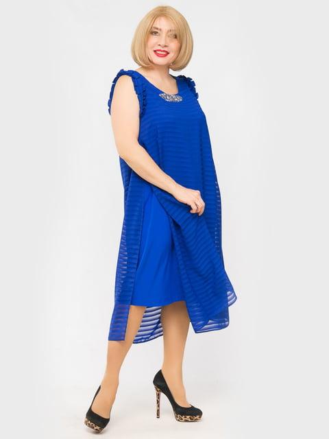 Сукня кольору електрик LibeAmore 5057289