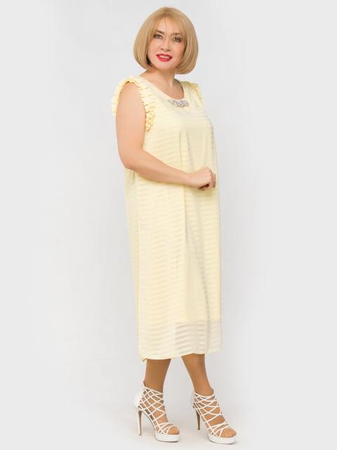 Платье желтое LibeAmore 5057292