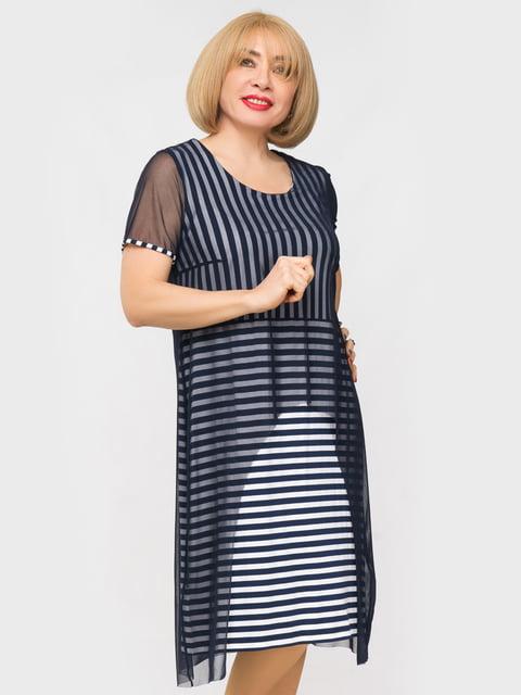 Сукня в смужку LibeAmore 5057303