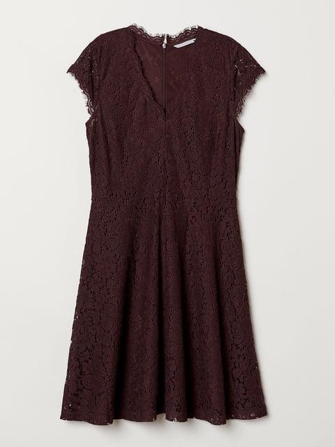 Сукня коричнева H&M 5045466