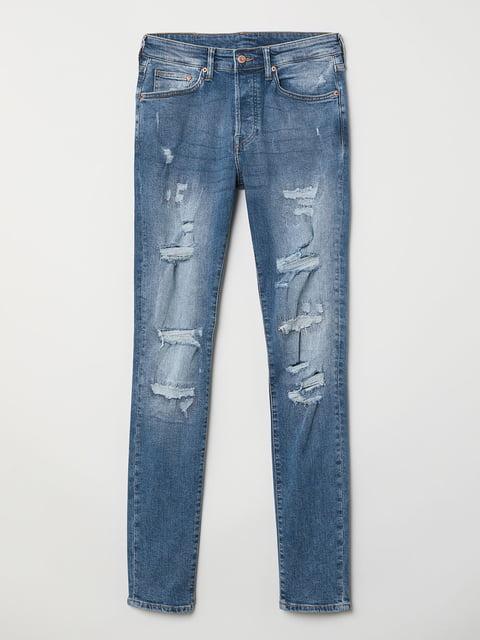 Джинси сині H&M 5045775