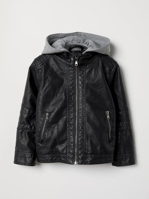 Куртка черная H&M 5045931