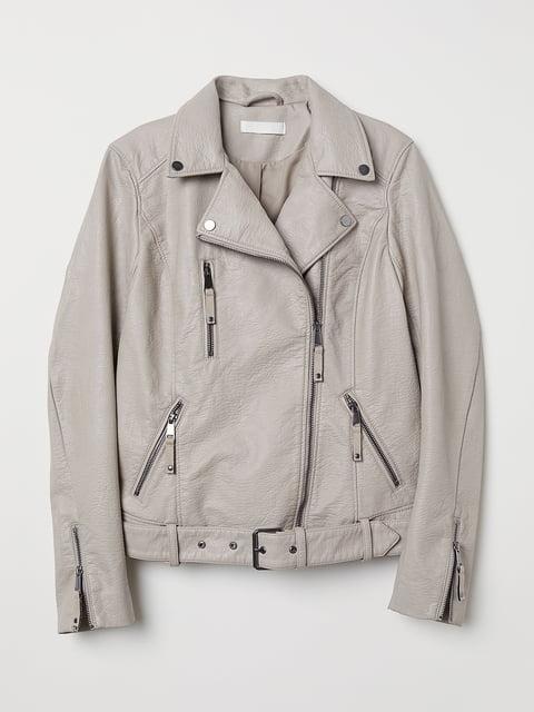 Куртка бежева H&M 5045941