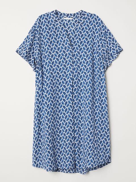 Платье в принт H&M 5046261