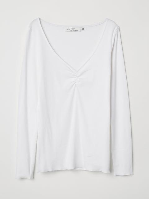 Топ белый H&M 5046290