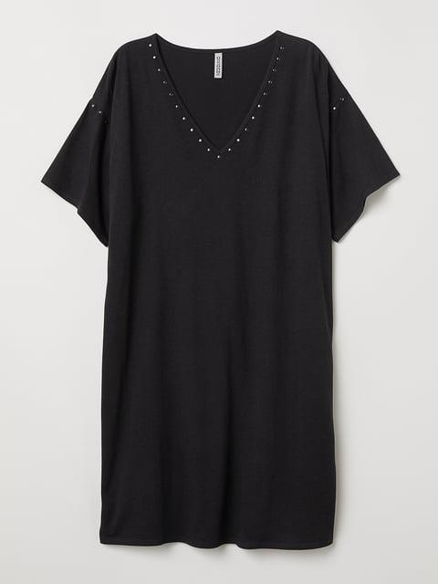 Платье черное H&M 5046309