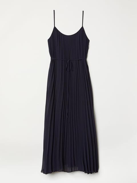 Сукня синя H&M 5046323