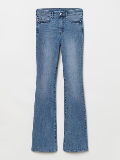 Джинсы синие H&M 5046606