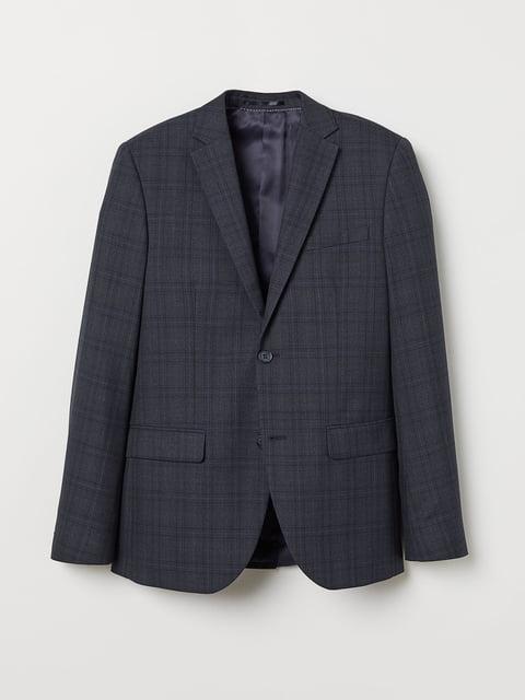 Піджак синій H&M 5046762