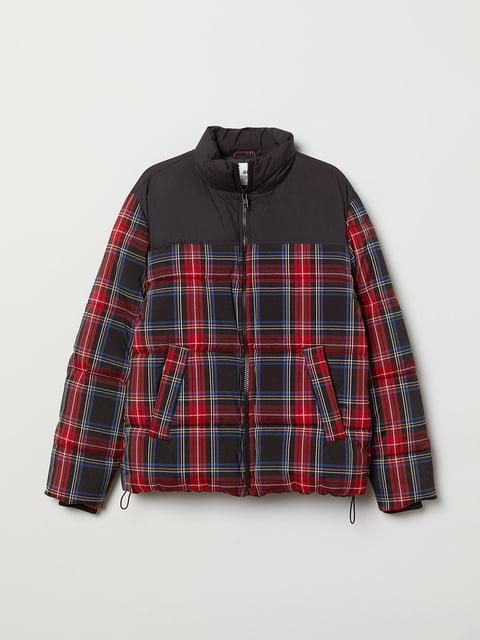 Куртка в клітинку H&M 5046808