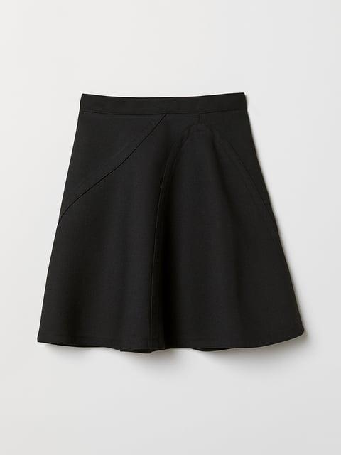 Юбка черная H&M 5046932