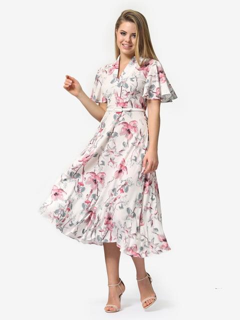 Платье в цветочный принт LILA KASS 5061731