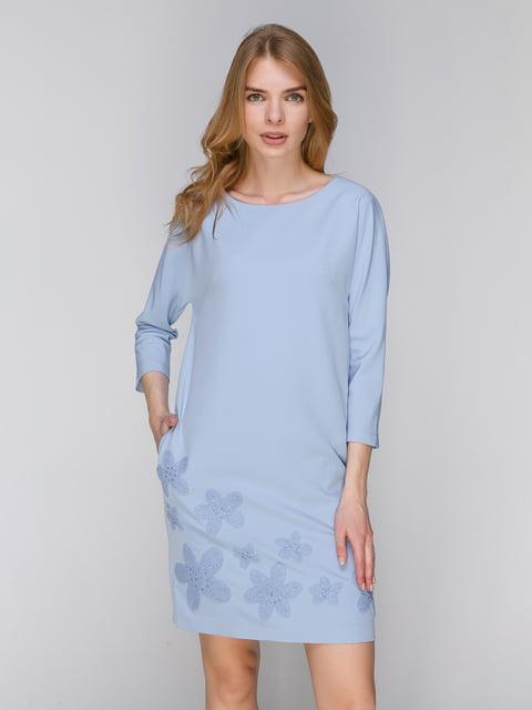 Сукня блакитна Lesya 2937151