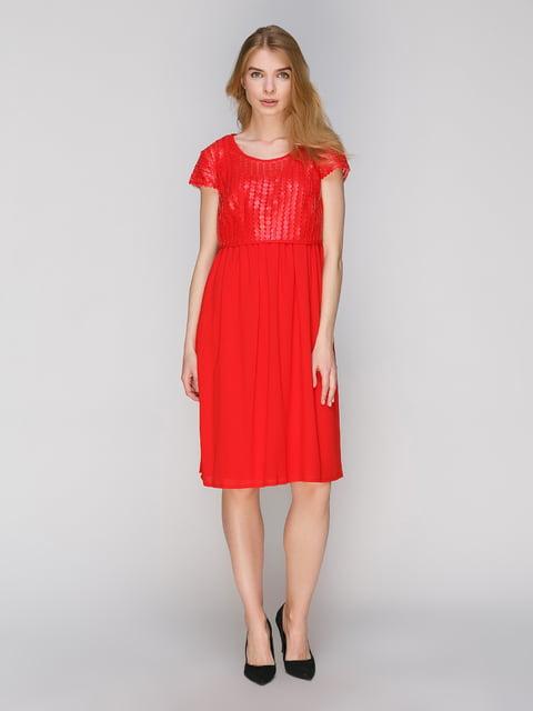 Сукня червона Lesya 2871409