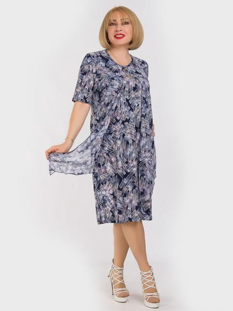 Сукня в принт LibeAmore 5062224