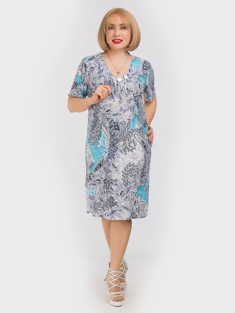 Платье в принт LibeAmore 5062226