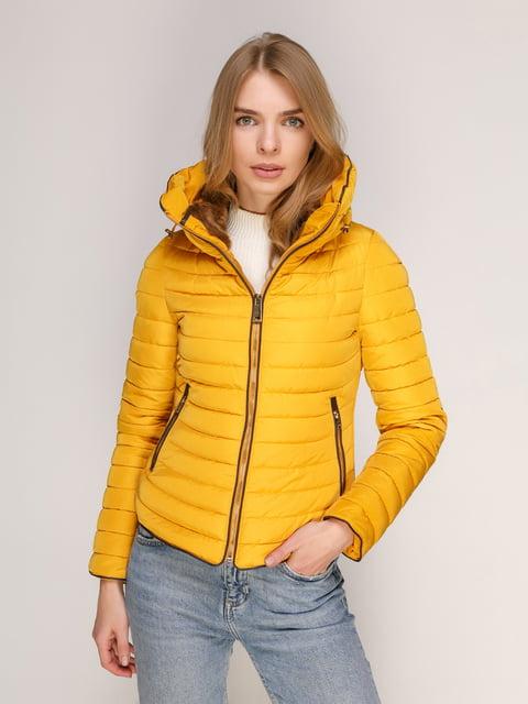 Куртка жовта Zara 2751529