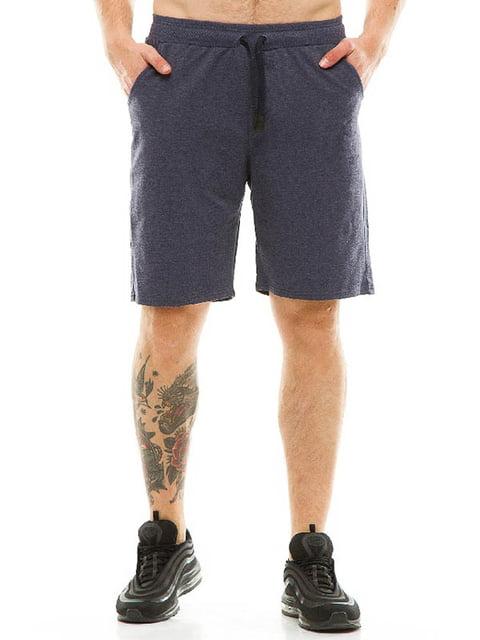 Шорты цвета джинс Exclusive. 5062973