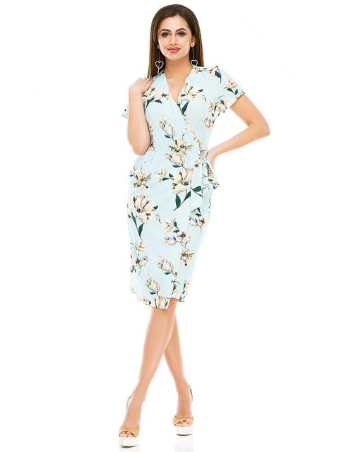 Сукня в квітковий принт Exclusive. 5062989