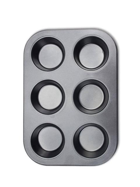 Форма для випічки кексів (6 шт) Trendy 5056459