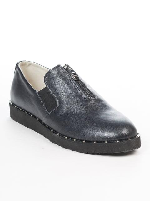 Туфли черные Fabiani 5048494