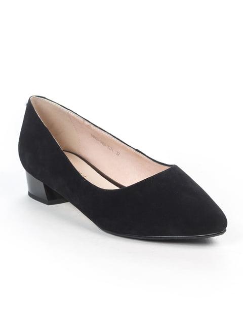 Туфлі чорні Blizzarini 4922544