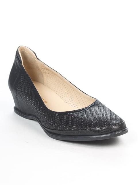 Туфлі чорні Guero 4915259