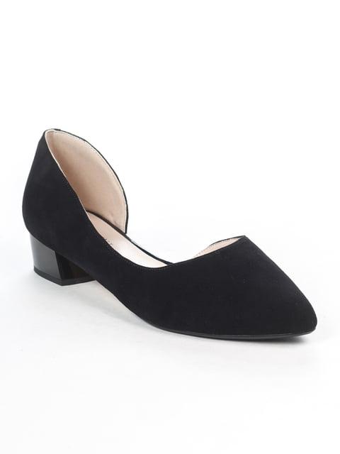 Туфлі чорні Blizzarini 4922545