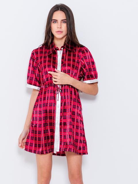 Платье в клетку Magnet 5055221