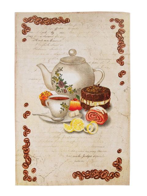 Рушник кухонний вафельний (45х75 см) Ярослав 5059945