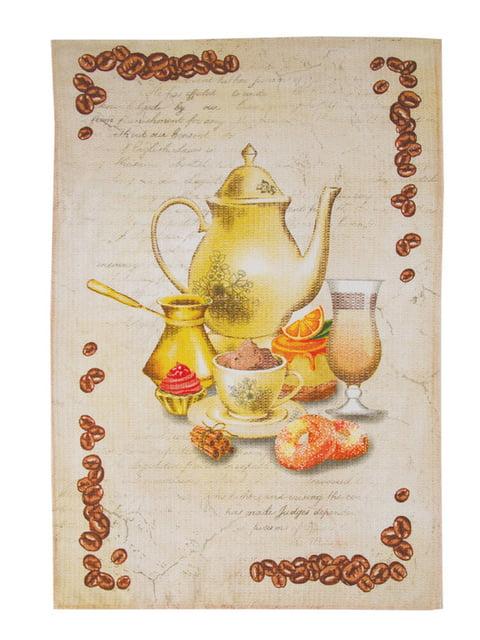 Полотенце кухонное вафельное (45х75 см) Ярослав 5059946
