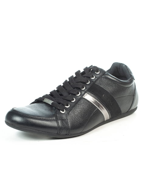Кроссовки черные Guess 5057035