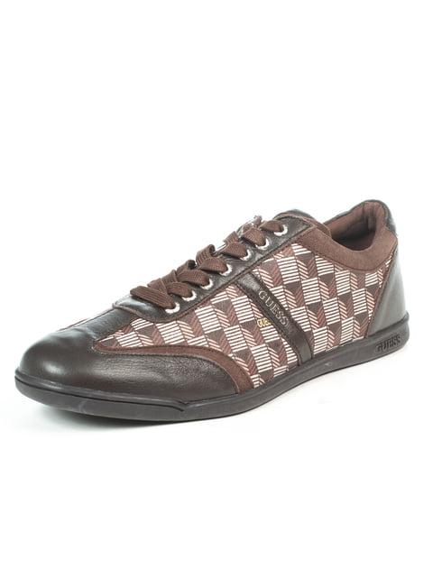 Кросівки коричневі Guess 5057036