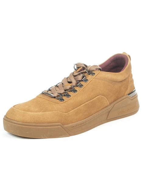 Кросівки світло-коричневі Guess 5057053