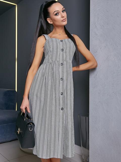 Платье в полоску Seventeen 5071208