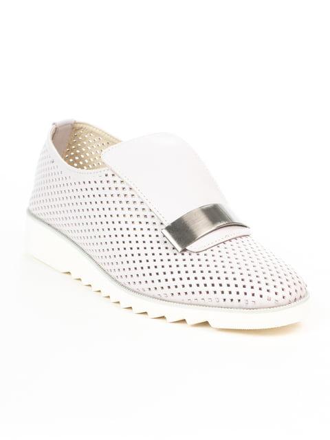 Туфлі лілового кольору Fabiani 5066186