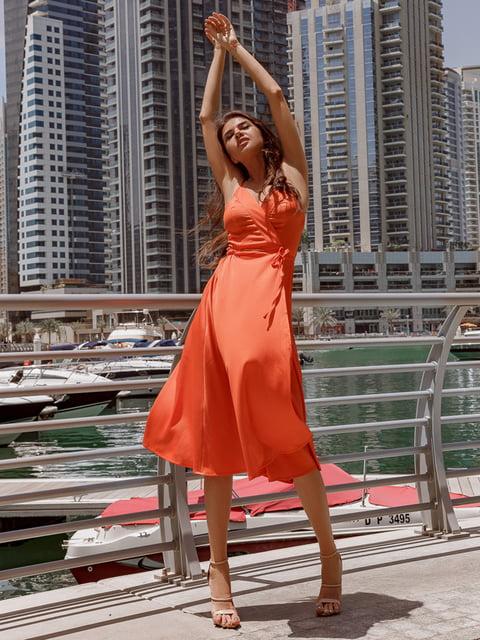 Сарафан помаранчевий Gepur 5069111