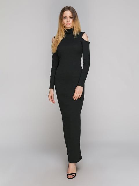 Сукня чорно-сіра DRESSCODE 4477906