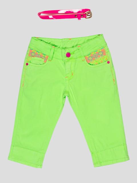 Бриджі зелені S&D 5057544
