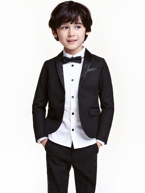Пиджак черный H&M 3432058