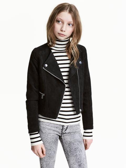 Куртка черная H&M 5047335