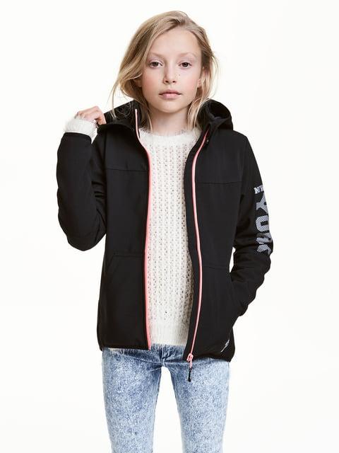 Куртка черная H&M 5047340