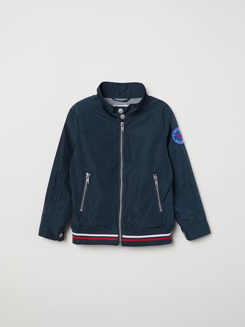 Куртка синяя H&M 5047500