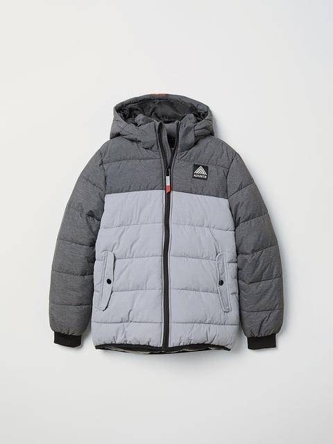 Куртка серая H&M 5047502