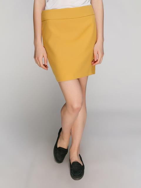 Спідниця жовта Orsay 4520550