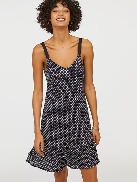 Сукня синя H&M 5073097