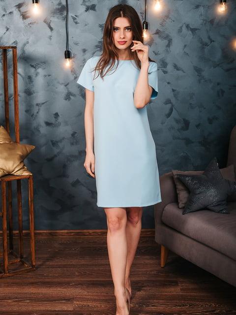 Платье голубое VSV 5074249